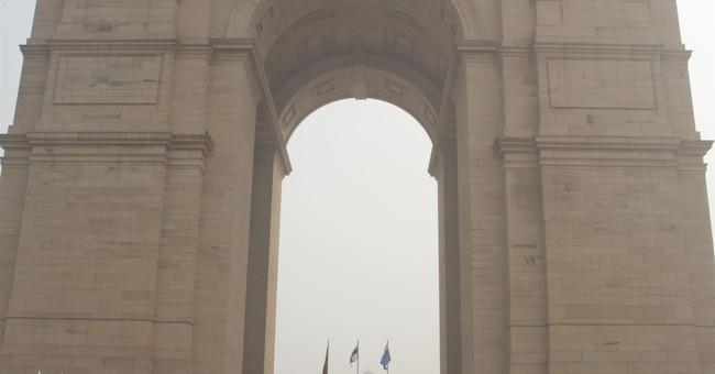 British royal couple miss school visit in smog-hit New Delhi