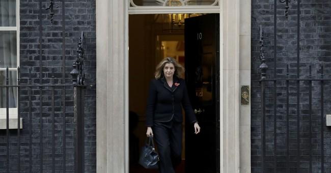 UK leader fills Cabinet post after 2nd resignation in a week