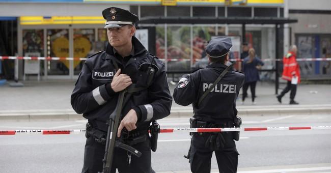 Prosecutors: Hamburg attacker wanted to kill Christians