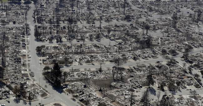Clearing ruins launches new phase in California fire cleanup