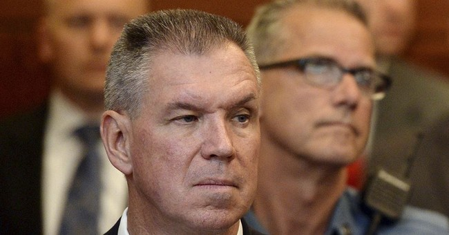 State Police head retires amid criticism of altered report