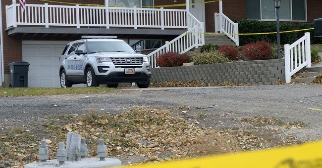 The Latest: Police identify family dead in murder-suicide