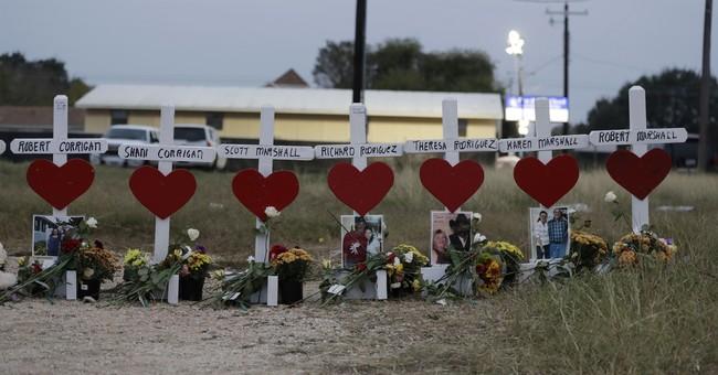 The Latest: Texas church congregants say they feared gunman