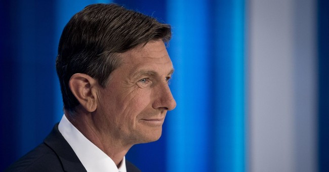 Slovenia's president faces former actor in runoff vote