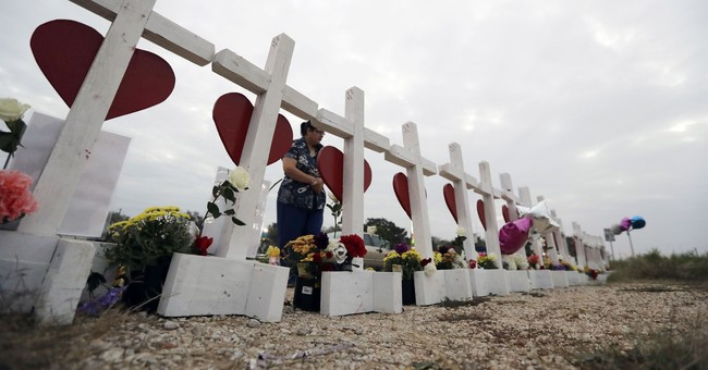 The Latest: Texas church congregants say they feared gunman