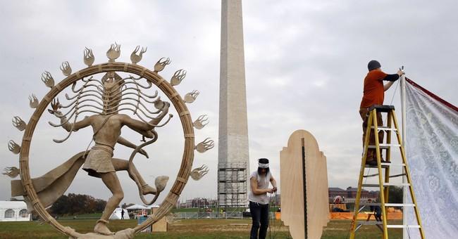 Catharsis brings Burning Man spirit to nation's capital