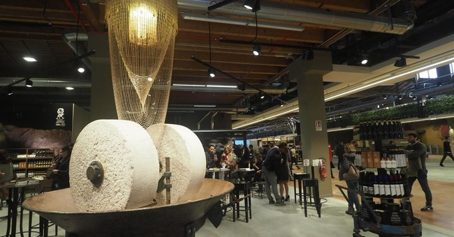 Massive Eataly World theme park opening in Italy