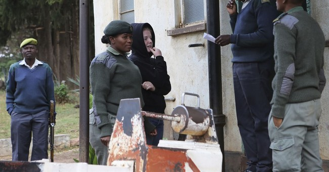 US woman accused in Zimbabwe of subversion is freed on bail