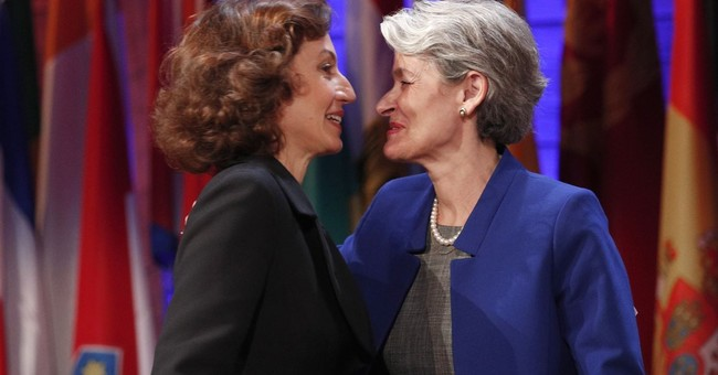 """AP Interview: UNESCO chief says US """"empty chair"""" can't last"""
