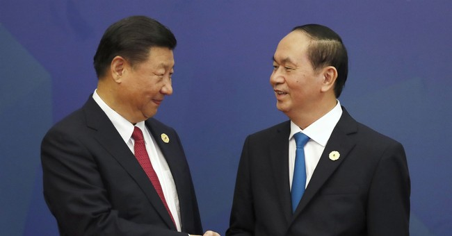 China, US leaders square off over multi-nation trade deals
