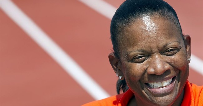 Ex-track coach's lawyers to question ex-top Texas officials