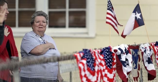 Tiny Texas town turns inward in wake of mass shooting