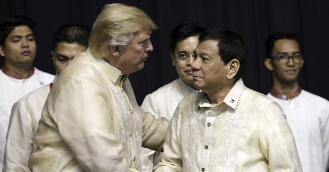 What some Filipinos think of the Trump-Duterte meeting