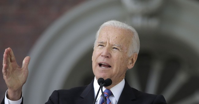 Biden says he wouldn't have stepped in for Hillary Clinton