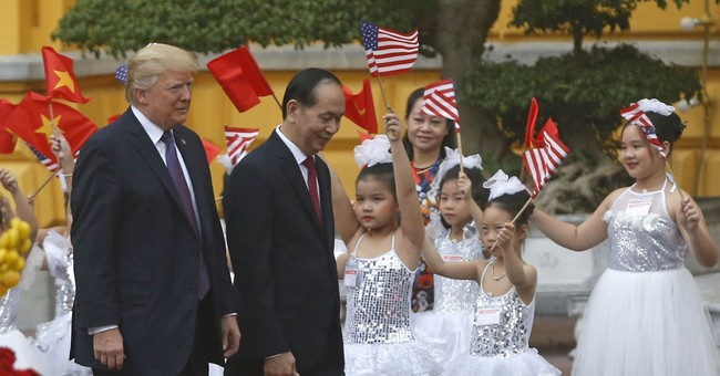 The Latest: Trump thanks Duterte for his hospitality