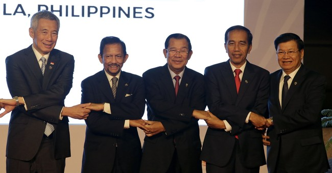 Southeast Asia nations to start talks with China on sea code