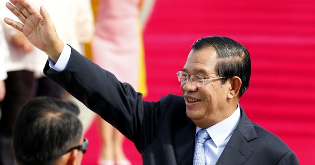 Where Cambodian leader sees US plots, others see US inaction
