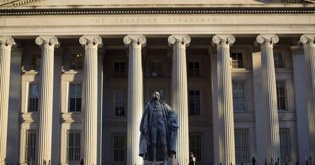US budget deficit up sharply to $63.2 billion in October