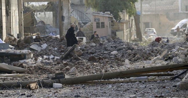 Syria market atrocity shows brokers unconcerned with attacks