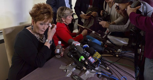 The Latest: Moore calls new allegation 'absolutely false'