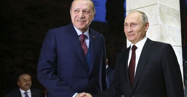 Syria providing ground for closer Turkey-Russia relations