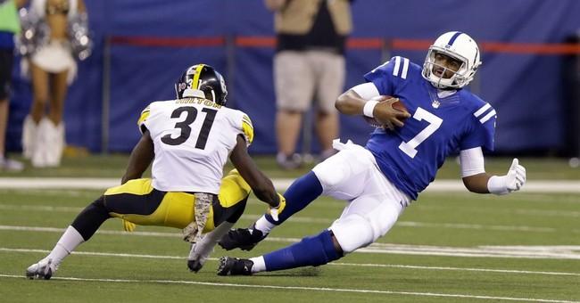 NFL: More concussion self-reporting; Brissett handled OK