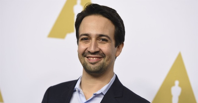 'Hamilton' creator to use London debut as climate fundraiser