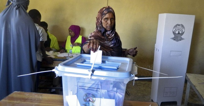 Somaliland polls close in election of new president