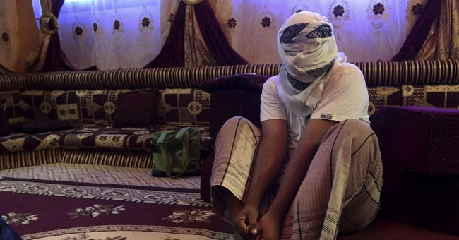 Dozens of detainees moved from a Yemeni secret prison