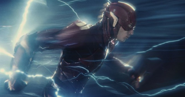 Q&A: A quick word with Ezra Miller on becoming the Flash