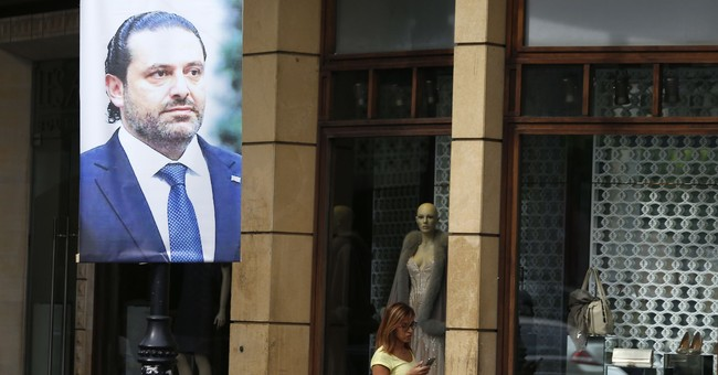 Lebanese PM Hariri accepts invitation to France