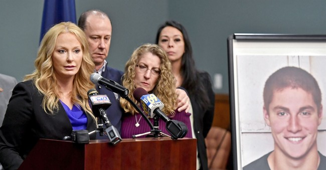 The Latest: Attorney wants fresh look at frat house charges