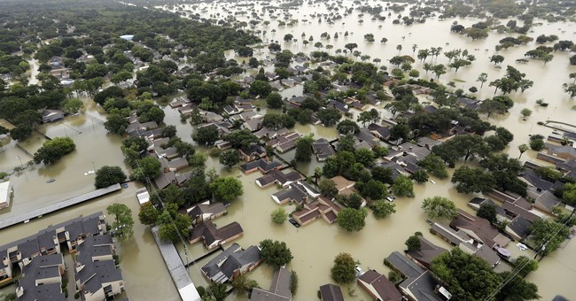 Harvey's 'Biblical' rainfall is getting more likely