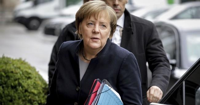 The Latest: Marshal Islands urges Merkel to halt coal use