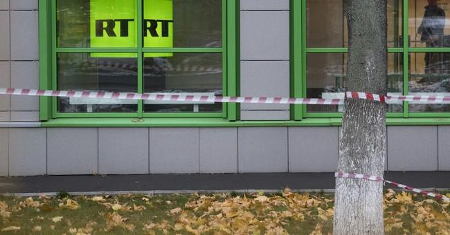 Russia drafts legislation targeting foreign media