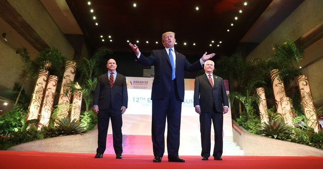 Quotes from US President Donald Trump's Asian tour