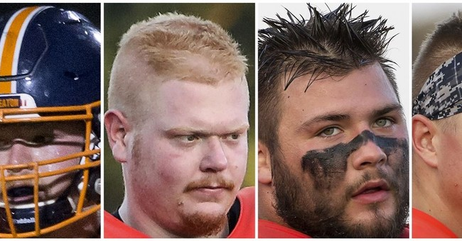 5th Wheaton football player pleads not guilty in hazing case