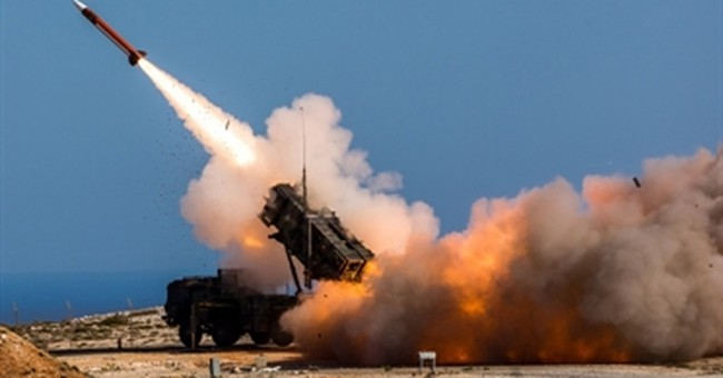 Lockheed offers glimpse into missile defenses eyed by Saudis