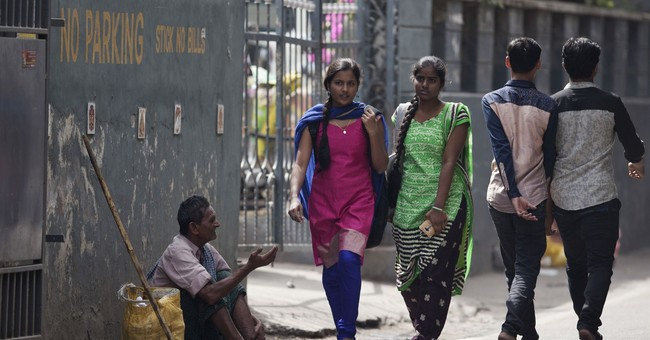 Indian city rounds up beggars ahead of visit by Ivanka Trump