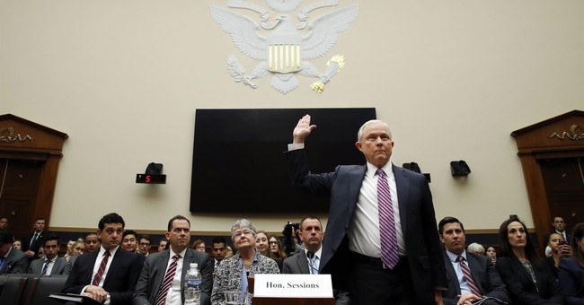 Sessions denies lying on Russia, pleads hazy memory