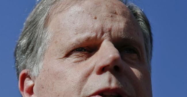 The Latest: Alabama Senate candidate Jones seeks black votes