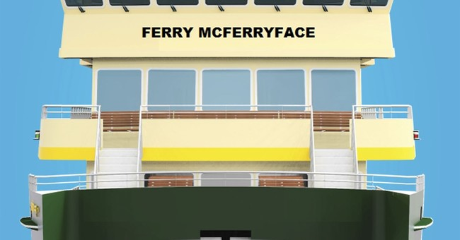Sydney ferry named Ferry McFerryface after 'Boaty' overruled