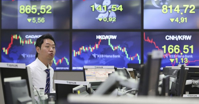 Global stocks rise after days of turbulent trading