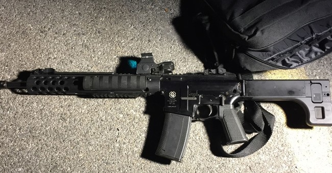 Police: 'Miracle' more weren't shot by man with guns, armor
