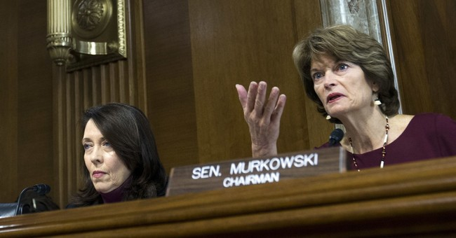 The Latest: Goodall asks Senate to reject Arctic drilling