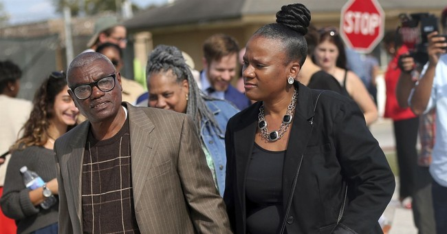 The Latest: Louisiana man freed after rape conviction tossed