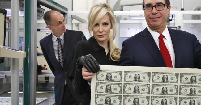 Treasury chief a Bond villain? Mnuchin OK with comparison
