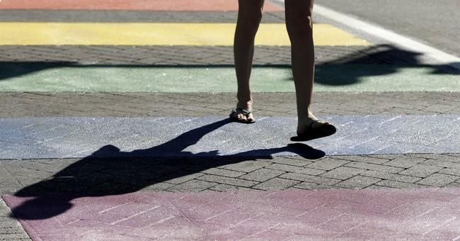 Feds say rainbow crosswalks in Kentucky pose safety hazard