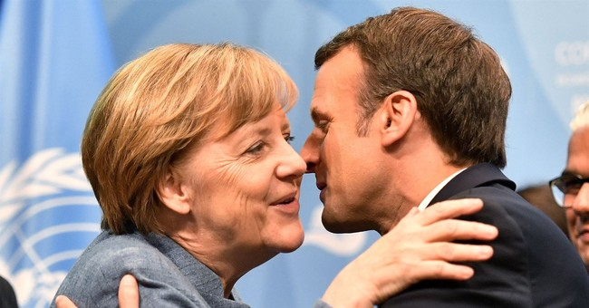 The Latest: Merkel: coal phaseout will be in coalition talks
