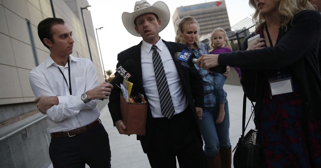 Nevada rancher's son tells US jury militia 'saved my life'
